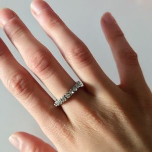 Jewelry - set of silver rings